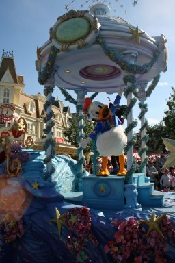 Disney Paris Magic Parade