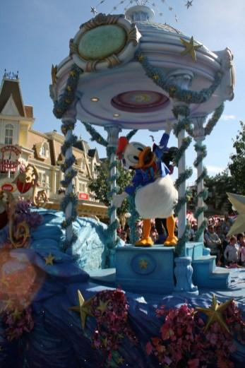 Disney Paris Magic Parade