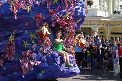 Disney Paris, Parade