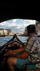 On the gondola