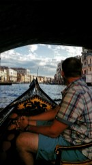On the gondola