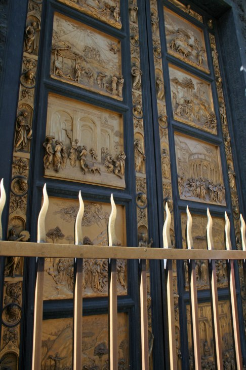 The Replicas at the Baptistery