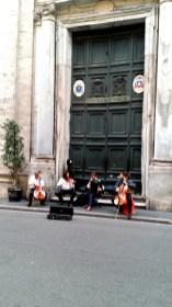 Amazing Music in Rome