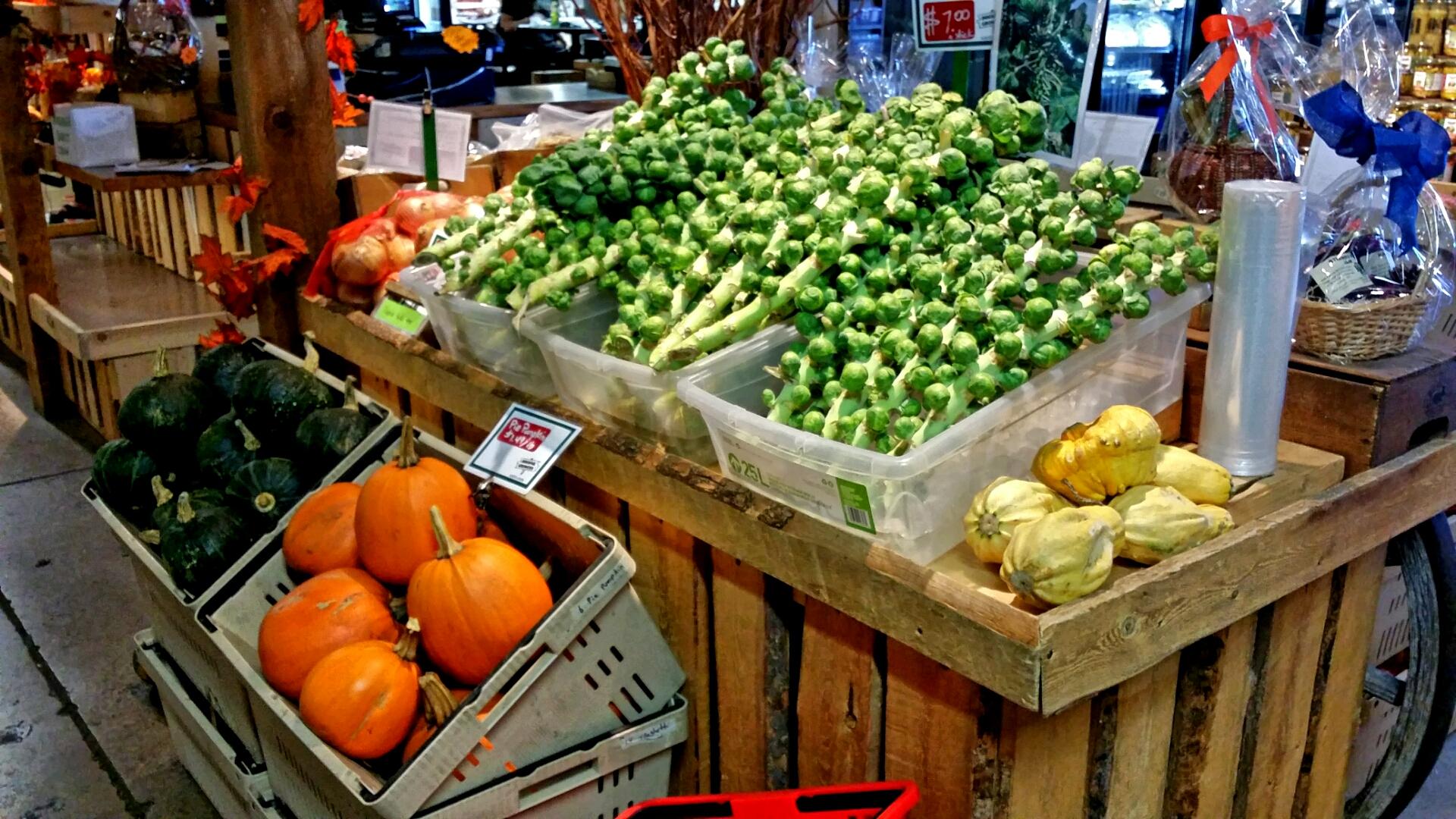 Innisfail Growers, Calgary Farmer's Market
