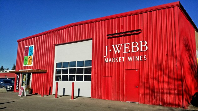 J. Webb Wines, Calgary Food Tour