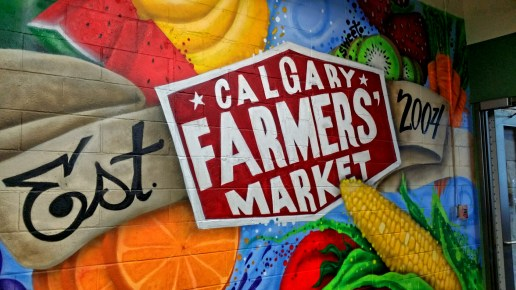 Calgary Farmer's Market