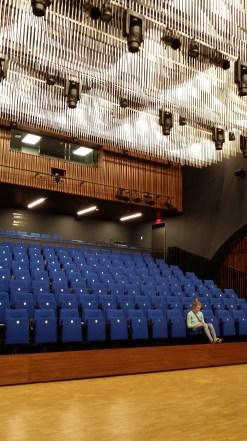 300 seat Performance Hall, National Music Centre, Calgary