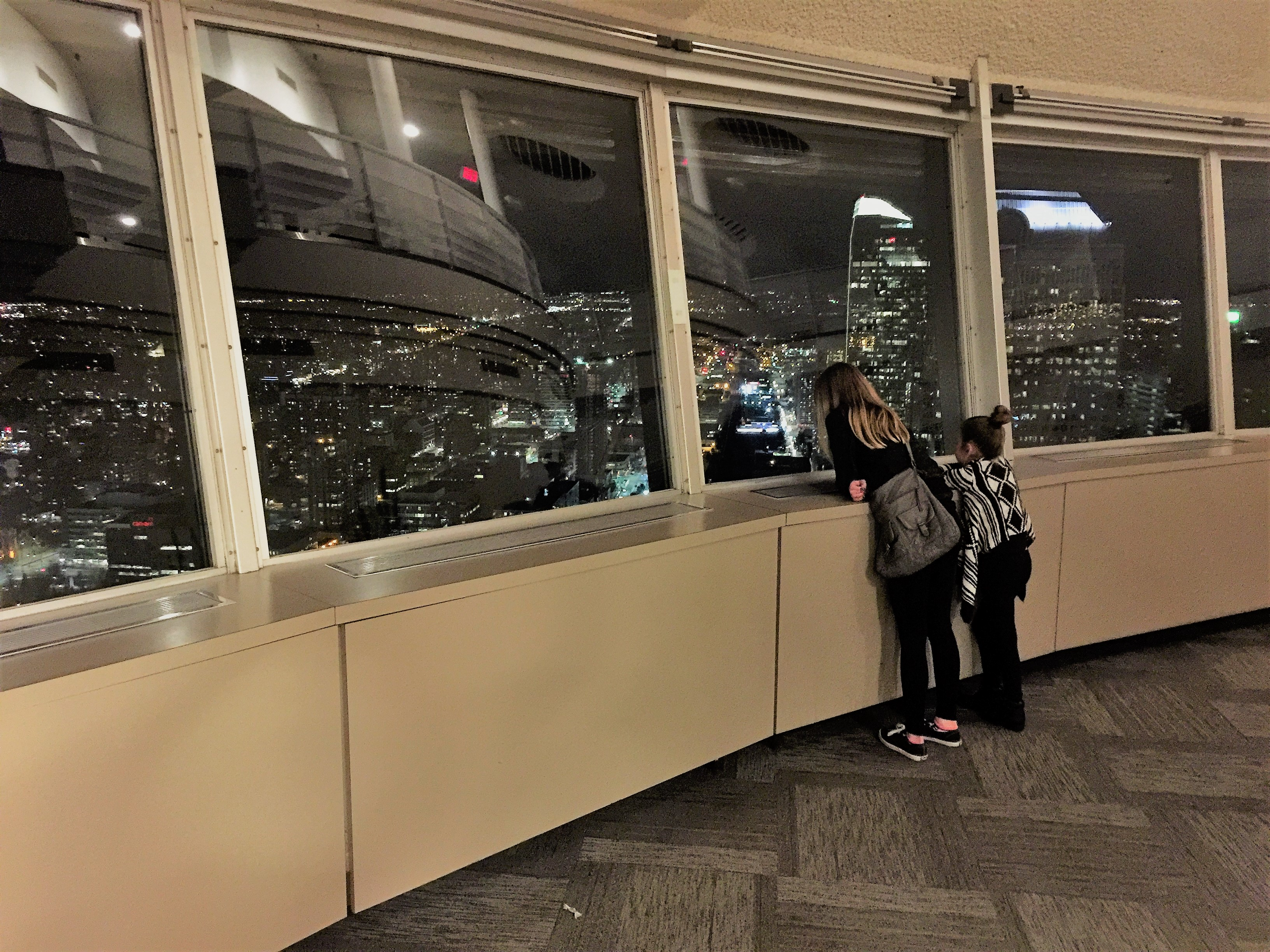 Observation Deck, Calgary Tower