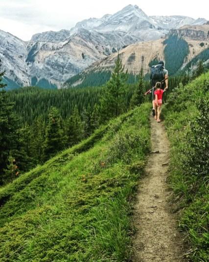Allstones Lake Trail, Alberta, Canada