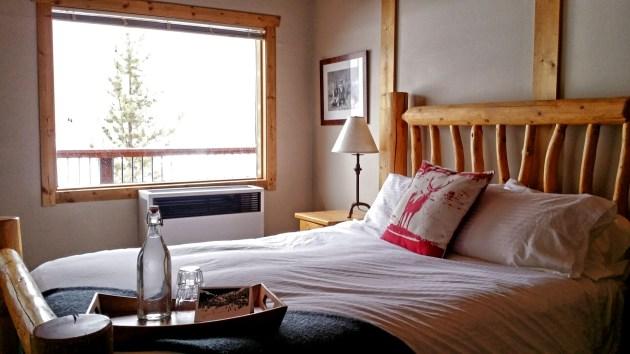 Whiskey Jack Cabn, Mount Engadine Lodge