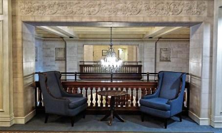 Mezzanine, Fairmont Hotel Macdonald
