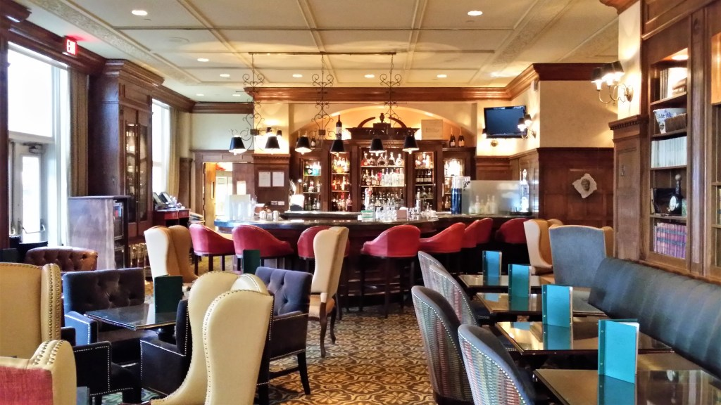 Confederation Lounge, Fairmont Hotel Macdonald, Edmonton, Canada