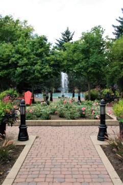The Gardens of Fairmont Hotel Macdonald