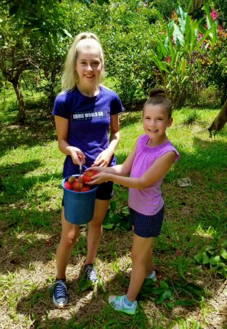 Kids Saving the Rainforest, Costa Rica