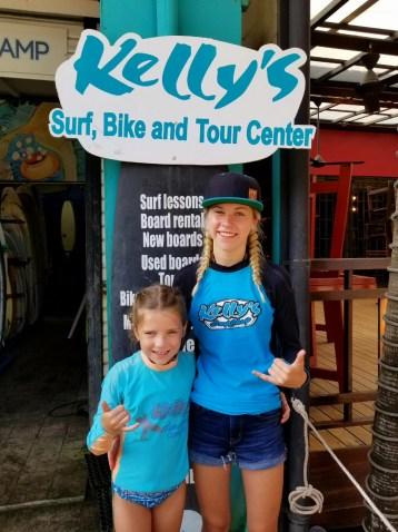 Kelly's Surf Shop, Tamarindo, Costa Rica