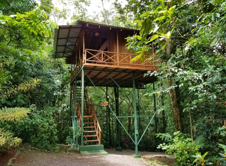 Tree Houses Hotel, La Fortuna, Costa Rica