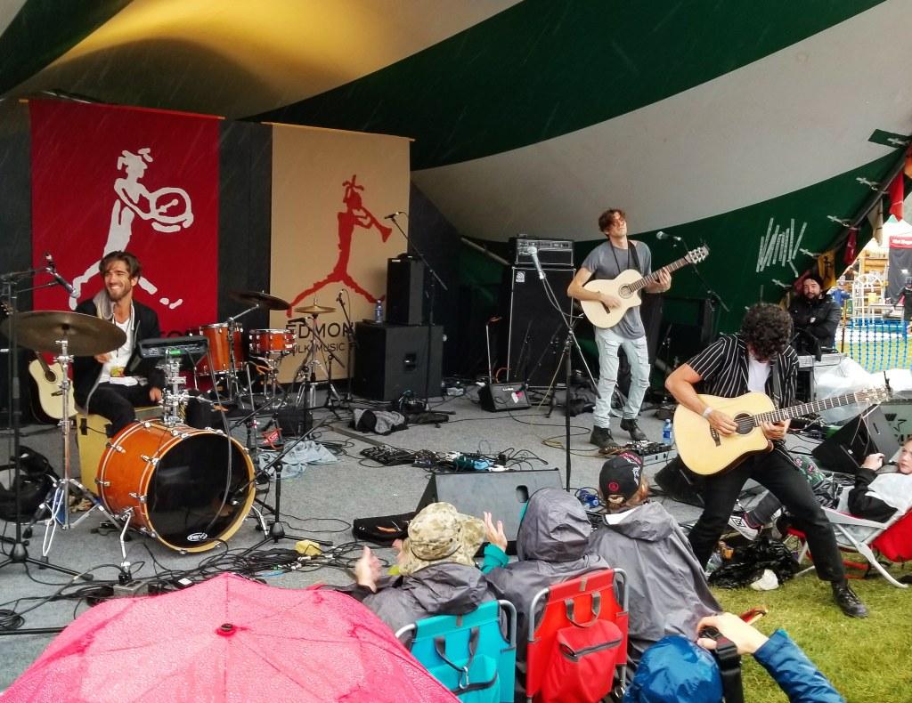 City of the Sun, Edmonton Folk Music Festival, 2018