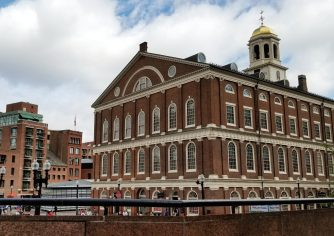 Faneuil Marketplace, Freedom Trail, Boston