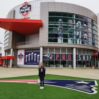 Patriot Place Hall of Fame, Patriot Place