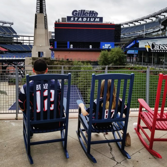 Gillette Stadium, Foxborough, New England