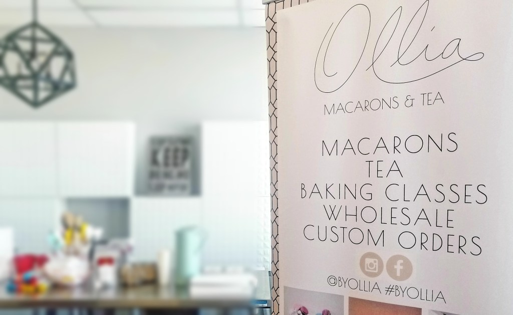 Macarons 101 with Ollia Macarons & Tea, Calgary and Edmonton