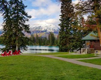 Fairmont Jasper Park Lodge, Jasper, Alberta, Canada