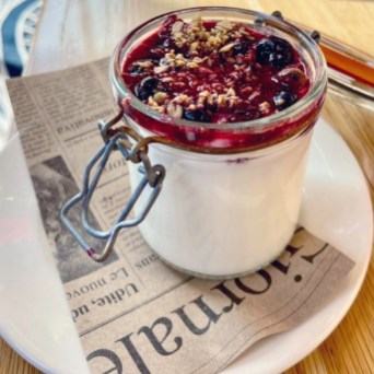 Yogurt & Berries, Pacini Banff