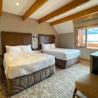 2nd Bedroom, Two Bedroom Suite