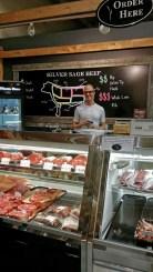 Silver Sage Beef, Calgary Farmer's Market