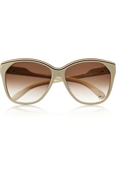 3. Cat-eye Sunglasses: Chloe