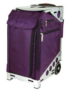 pro travel royal purple/silver