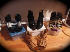 shoes, check and check