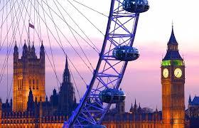 take a ride in london