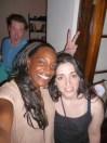 Racheal and I