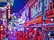 Patpong night Bazar