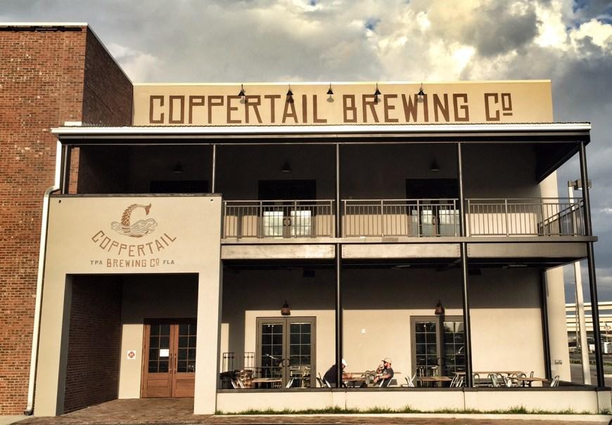Coppertail Brewing Co. via setthetrotline.com