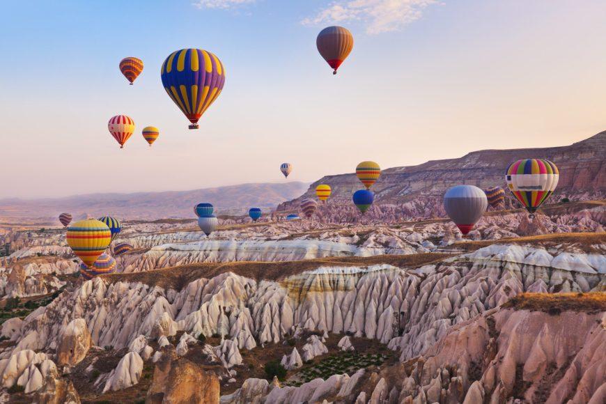 Travel Goals Turkey