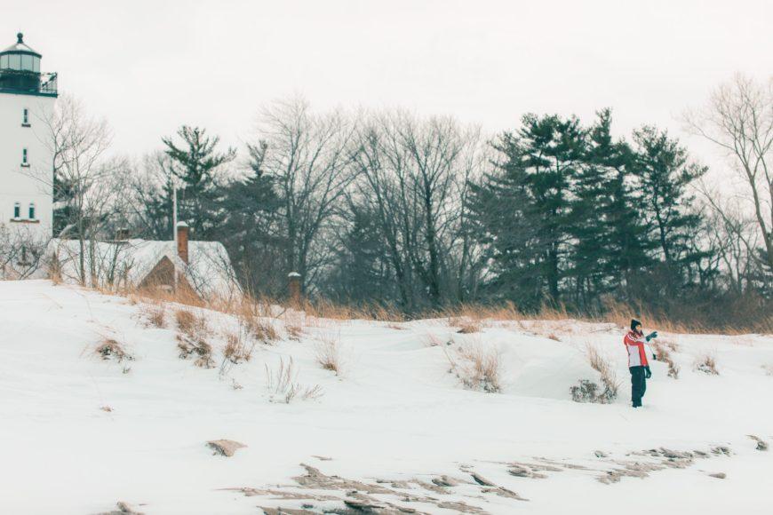 snowiest city in america