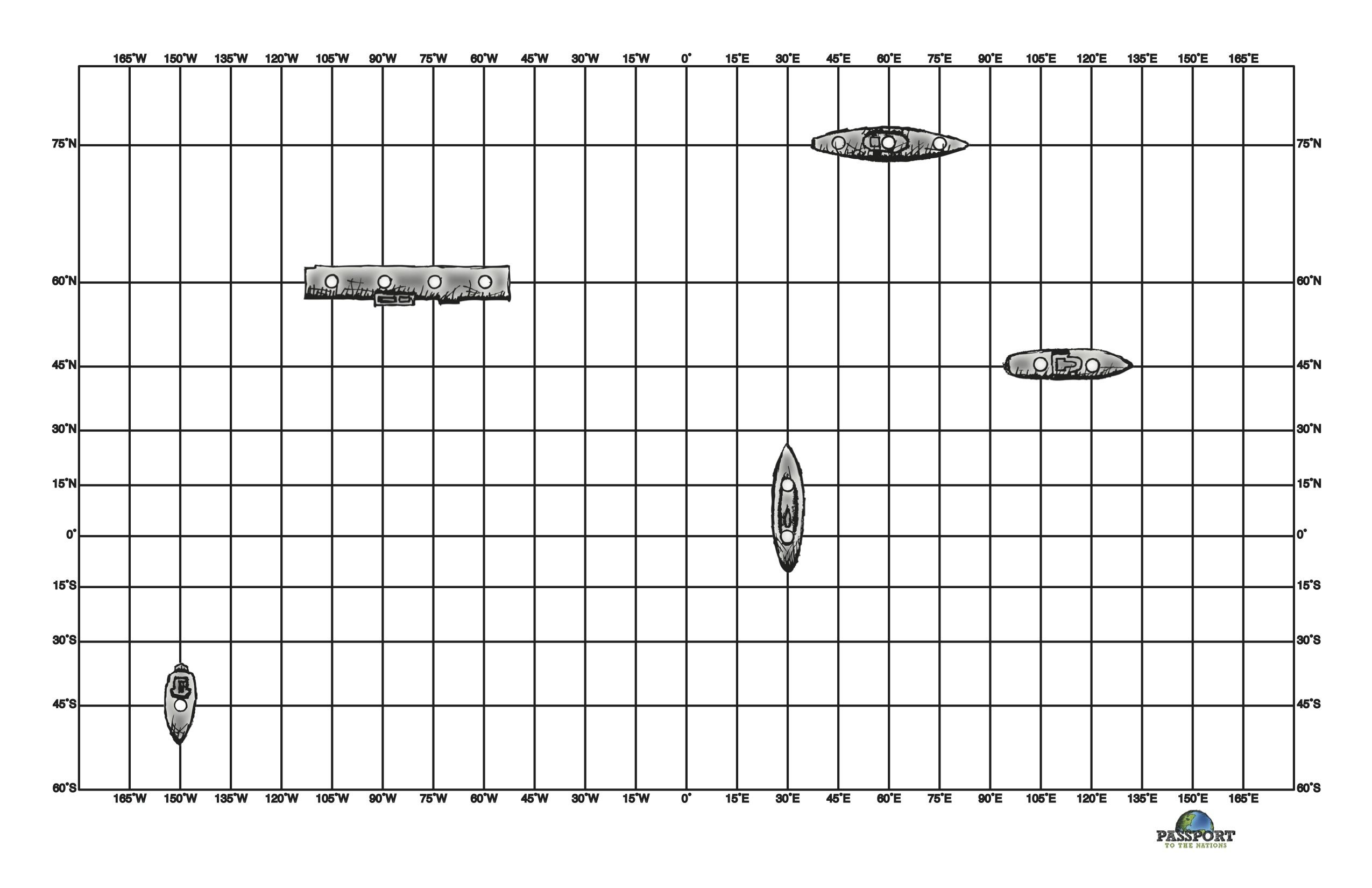 Battleship Coordinates Game