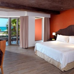 The Living Room With Sky Bar Funiture Hard Rock Riviera Maya Rooms & Suites - Passport Travel
