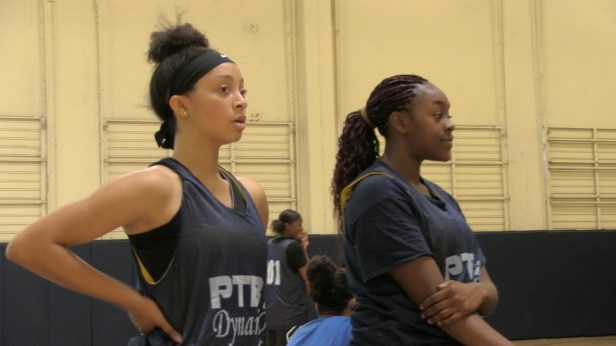 Mylah Andrada '16 & Alyssa Hayes '17