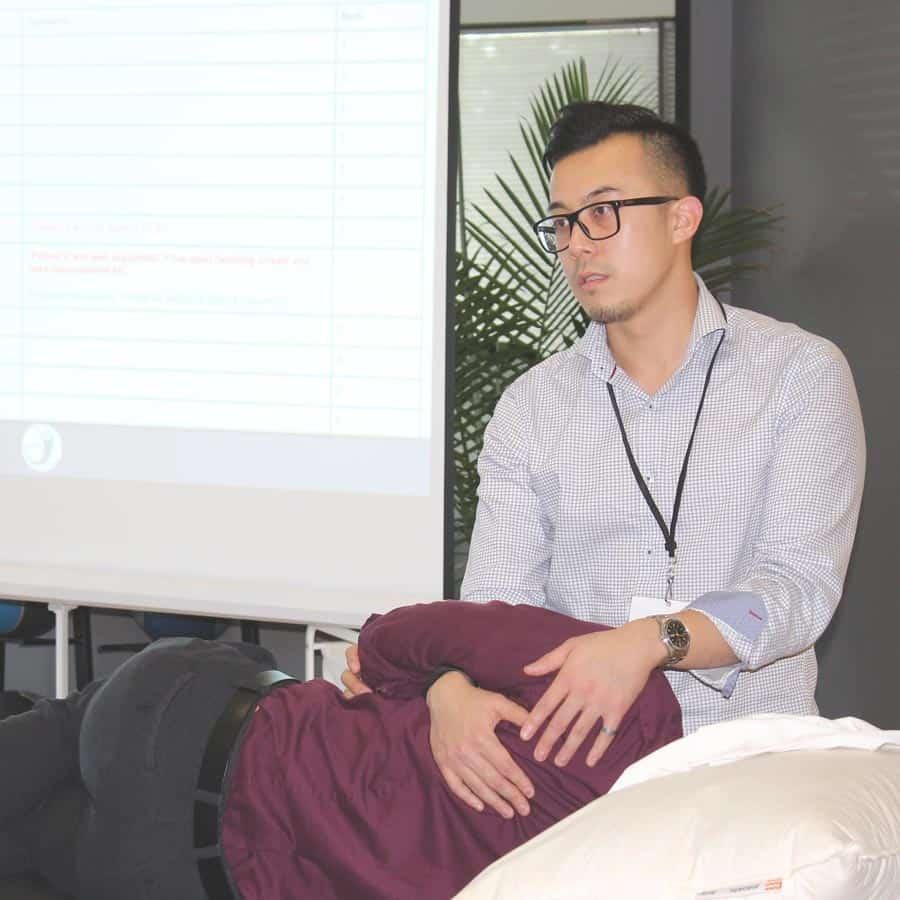 Quincy Wong PT, MScPT, LSSGB