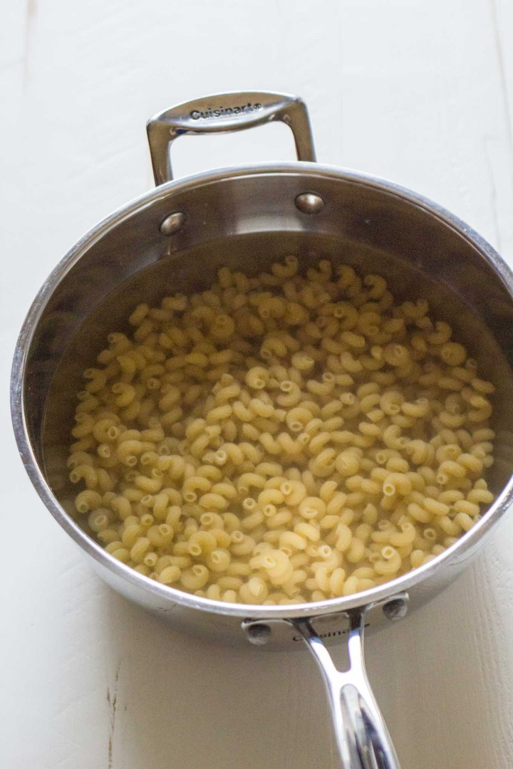 Cold Water Pasta Method | https://passtheplants.com