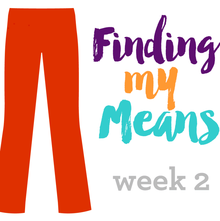 Finding My Means, Week 2 | Weight Loss | https://passtheplants.com/