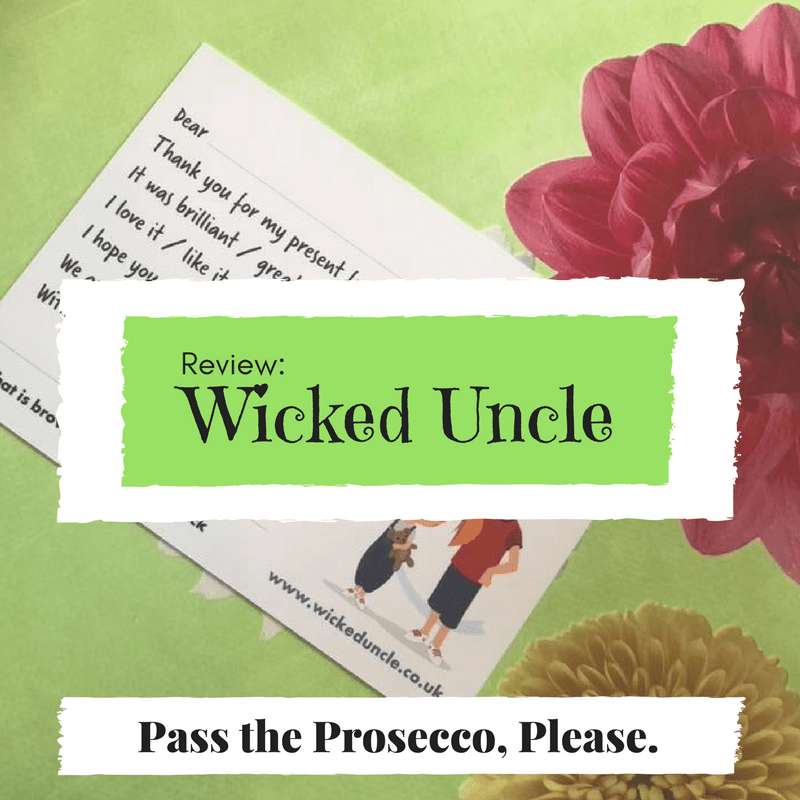 Gifts, presents and more from #WickedUncle #gifts #presents