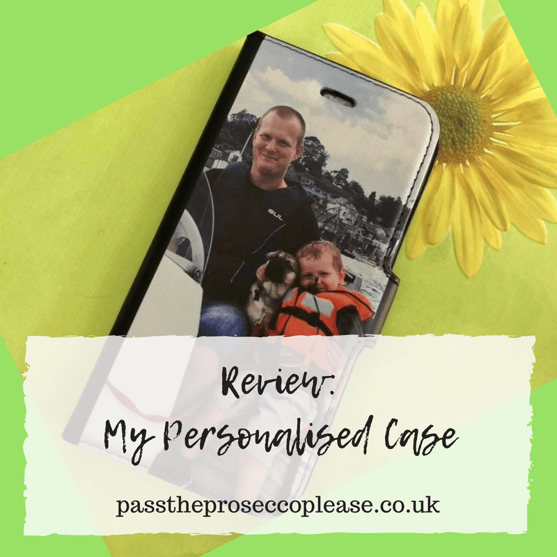 Review: My Personalised Case