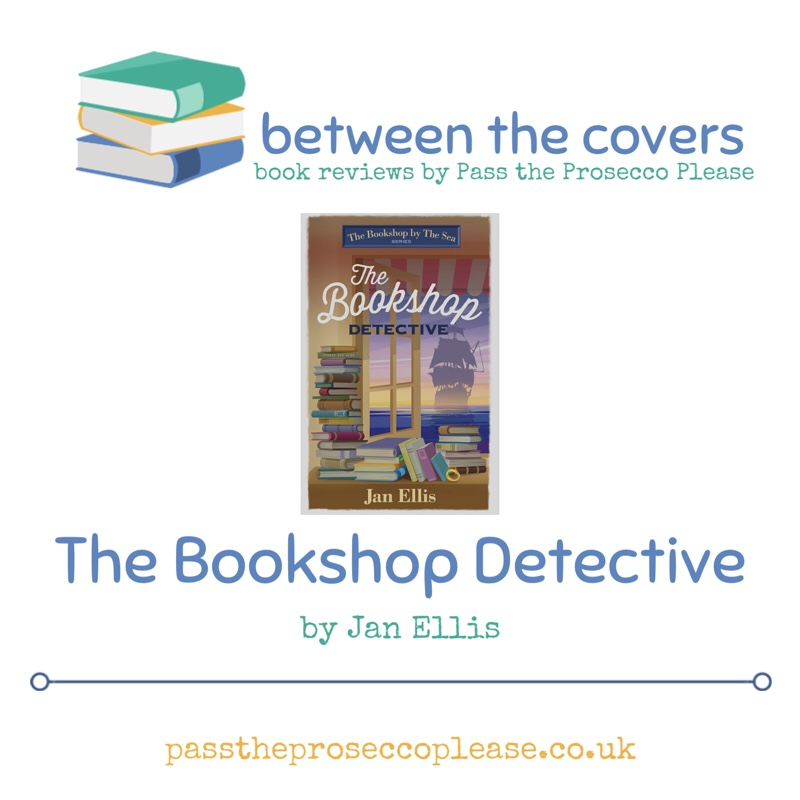 Between the covers: The Bookshop Detective by Jan Ellis