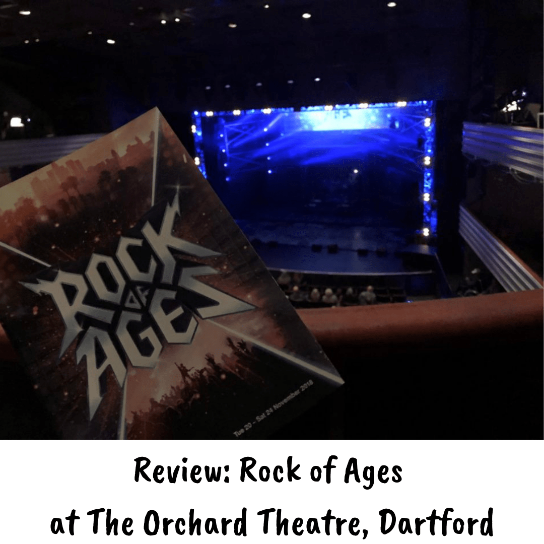 Review: Rock of Ages at The Orchard Theatre, Dartford