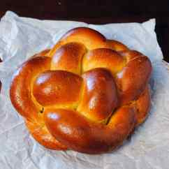 Full Circle Kitchen Brush Handles Challah Bread - Will It Live Up To The Hype? Pass Sushi
