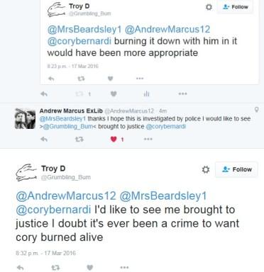 Corey Threat - 2